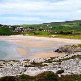 by Jess Oakes - Landscapes Beaches ( ireland, barleycove beach )