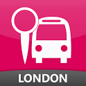 London Bus Checker Free: Times icon