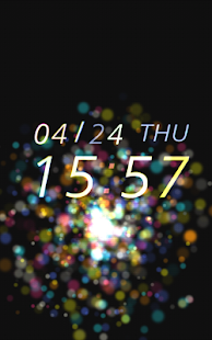Particle Light Live Wallpaper