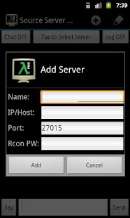 Source Server Manager Pro - screenshot thumbnail