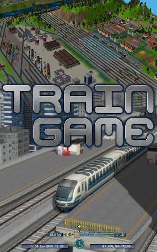 無料列車ゲーム
