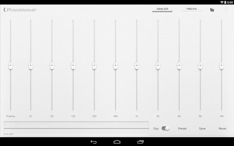Poweramp HD Skins v4