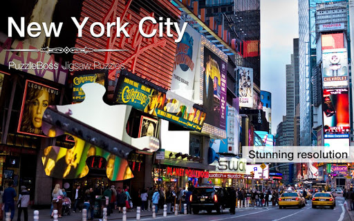 New York City Jigsaw Puzzles