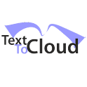 TextToCloud logo