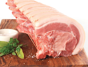 Pork Loin preparation - By The London Hog Roast Company