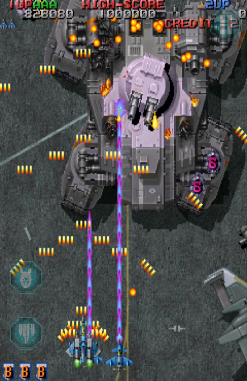 Raiden Legacy screenshot #14
