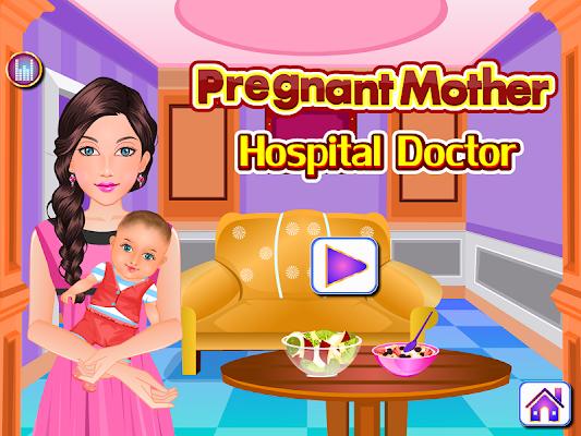 Mother Hospital Doctor - screenshot