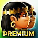 Babylonian Twins Platform Game icon
