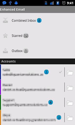 Enhanced email apk