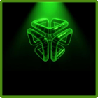 Green Blade Theme GO Launcher icon