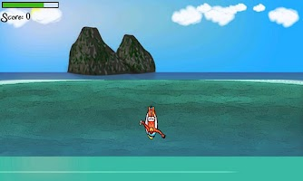 Screenshot of Surf Rock Lite