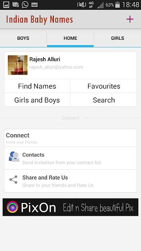 【免費生活App】Indian Baby Names-APP點子