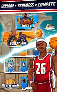 Rival Stars Basketball- screenshot thumbnail