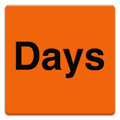 Days Counter Widget