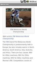 Screenshot of Motocross Extreme