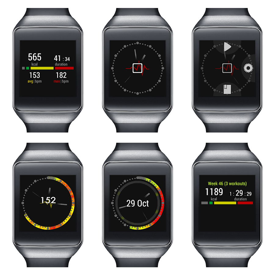 Heart Rate - Sport Gear + Wear - Android Apps on Google Play