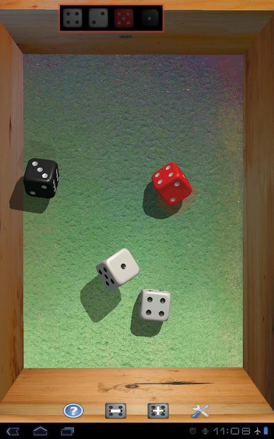 Pop Dice - screenshot