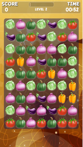 Vegetables Blast