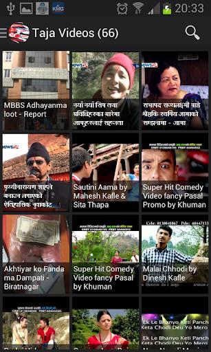 Taja Nepali Videos