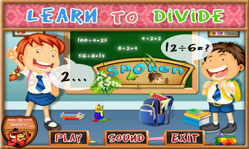 Divide - Free e-Learning Game