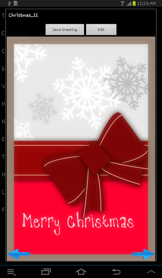 Greeting Card Maker Pro- screenshot