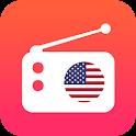 USA Radios - Top US radio icon