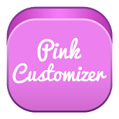 Keyboard Customizer Pink