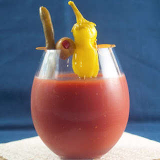 Copycat Mr & Mrs T Bold & Spicy Bloody Mary Mix.