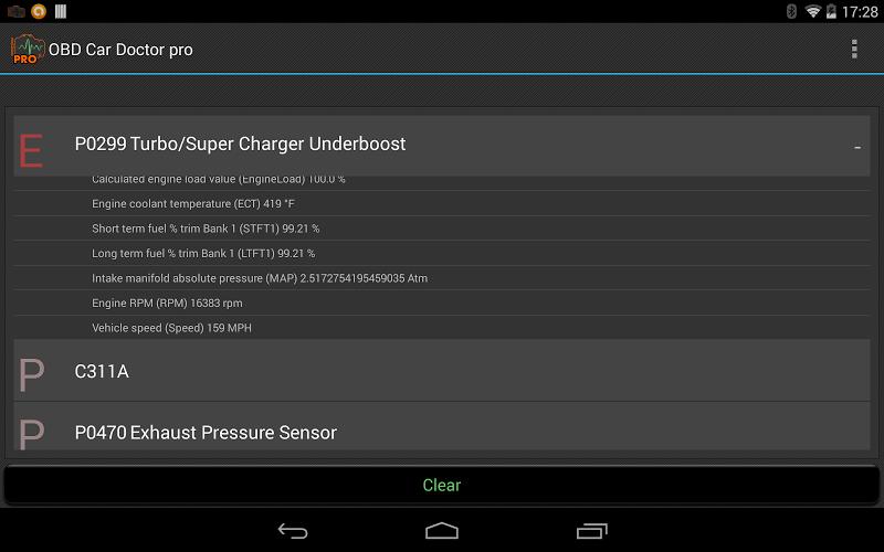 OBD Car Doctor Pro  | ELM327 OBD2 Screenshot 17
