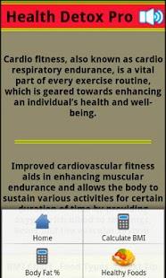 Health Detox Pro- screenshot thumbnail