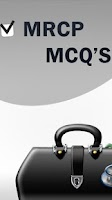 Screenshot of MRCP MCQ's Exam Questions