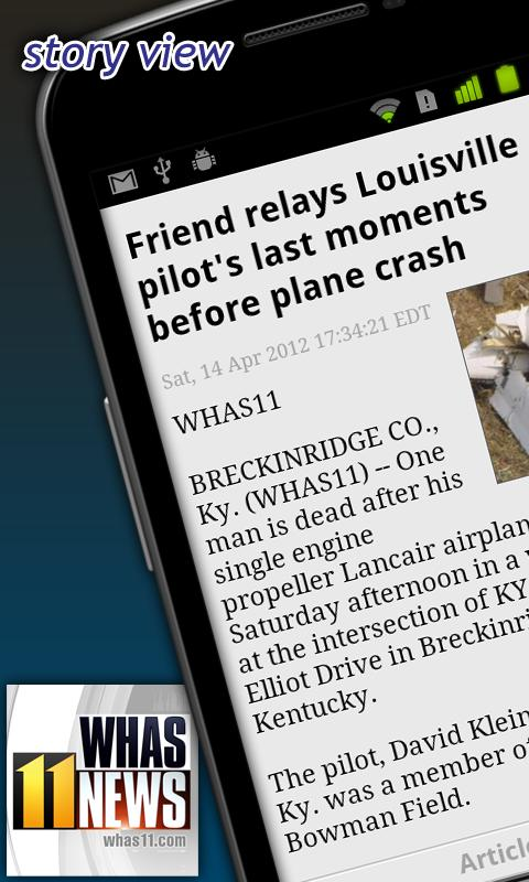 WHAS11 Louisville News - screenshot