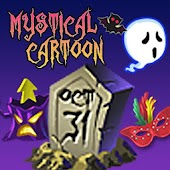 Mystical Cartoon GO Launcher