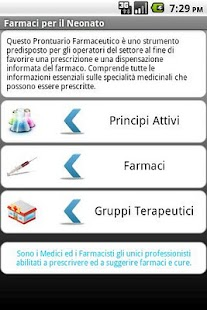 Farmaci per il neonato free - screenshot thumbnail