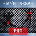 Fitness, Bodybuilding & Logs icon
