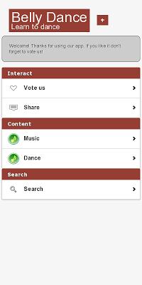 Belly Dance - screenshot