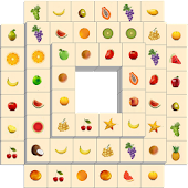 Mahjong solitair (Fruit)