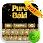 Pure Gold Keyboard