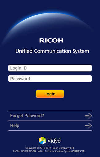 RICOH UCS for Android™