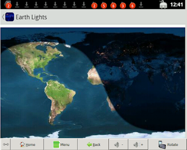 Earth Lights screenshot 1