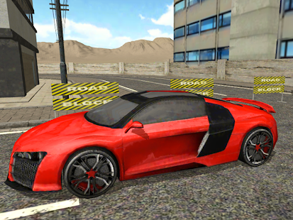 3D Custom Car Parking