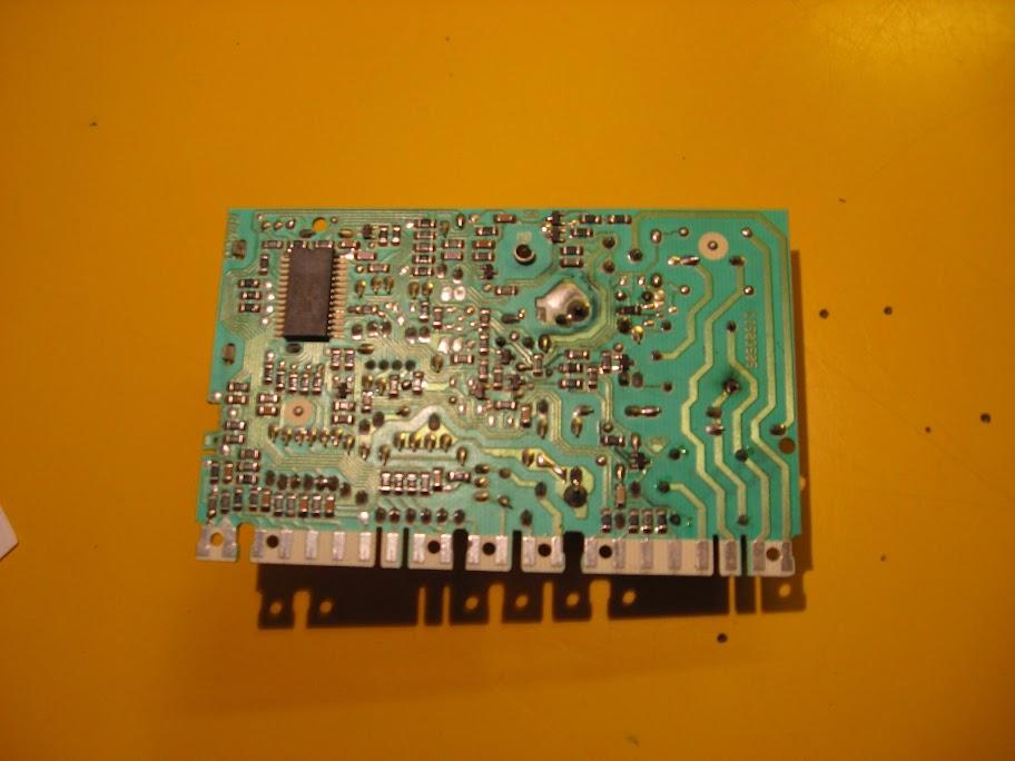Schema Elettrico Lavatrice Rex : Per esperienza ripariamo ovviamente l elettronica di
