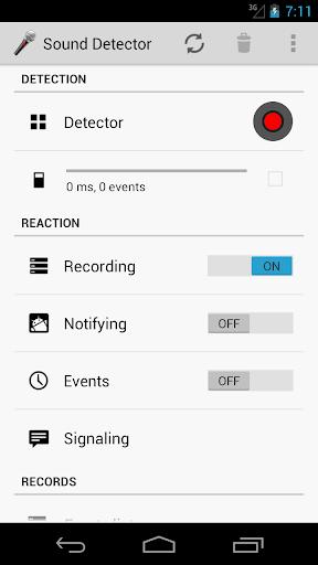 Sound Detector v4.1