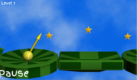 Jumping Ball - screenshot thumbnail