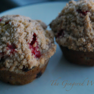 Cranberry Orange Muffin Recipe