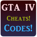 Gta iv cheats logo