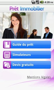 Download pr t immobilier apk on pc download android apk games apps on pc - Reamenagement pret immobilier ...
