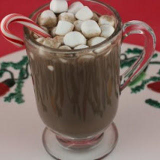 CrockPot Peppermint Hot Chocolate/ Peppermint Mocha.