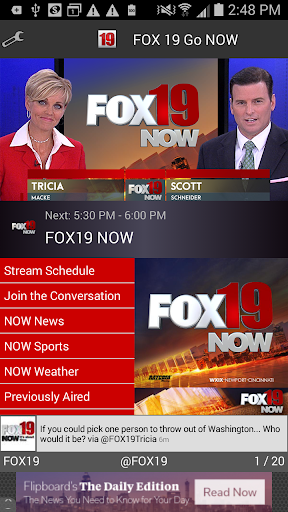 FOX 19 Go NOW