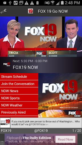 FOX 19 Go NOW